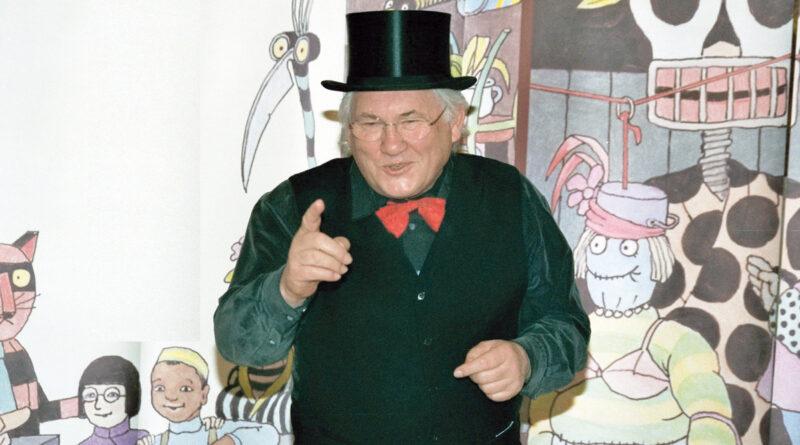 Der Sänger und Bildende Künstler Bernd Schwär begeistert mit humorvollen Chansons und Geschichten